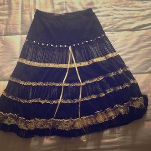 Western/Steampunk Style Skirt